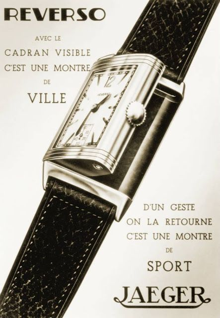 History of the Jaeger-LeCoultre Reverso | Time and Watches