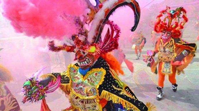 Carnaval de Oruro 2018 (Bolivia)