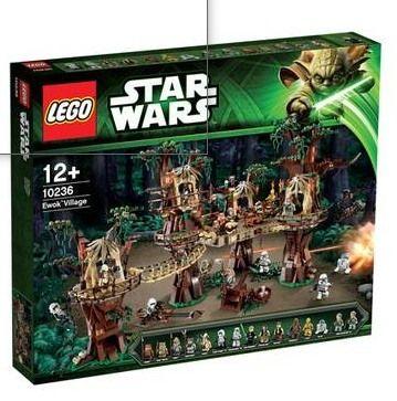 ewokvillage5kuyk Lego Star Wars 10236 Ewok Village für 186,29 Euro