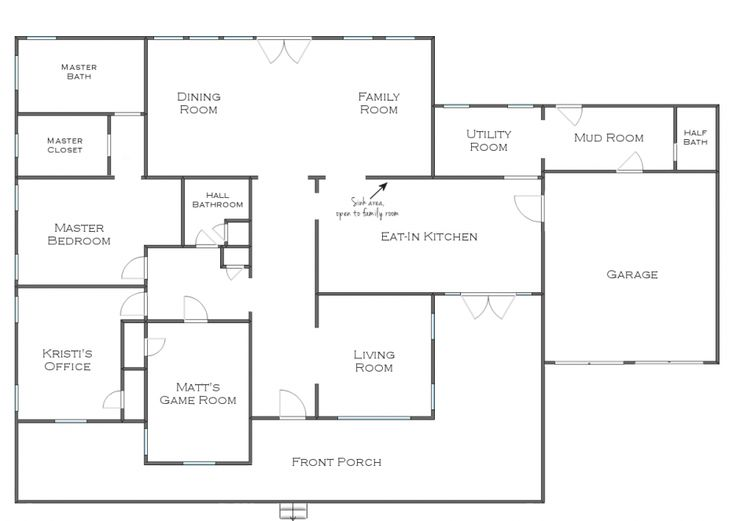 one story floor plans with dimensions http unique open floor plans simple floor plans with dimensions