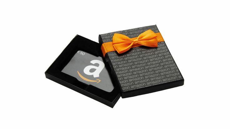 Los cheques regalo de Amazon España
