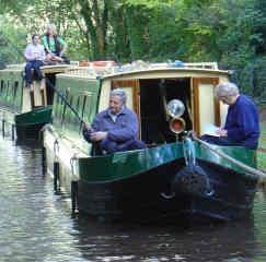 Luxury canal boat holidays | narrow boat hire uk ...