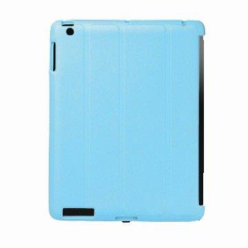Smart Back-Cover (Lys Blå) iPad 2 Cover