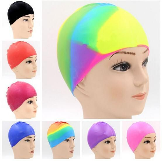 2015 High Grade Silicone Waterproof Adult Ear Protect Pro Swimming Caps ,Gorra Desnudos From Just_trust, $28.27 | Dhgate.Com