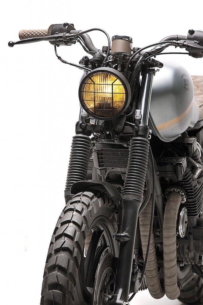 Yamaha XJ750 Scrambler Edition by Dream Wheels Heritage