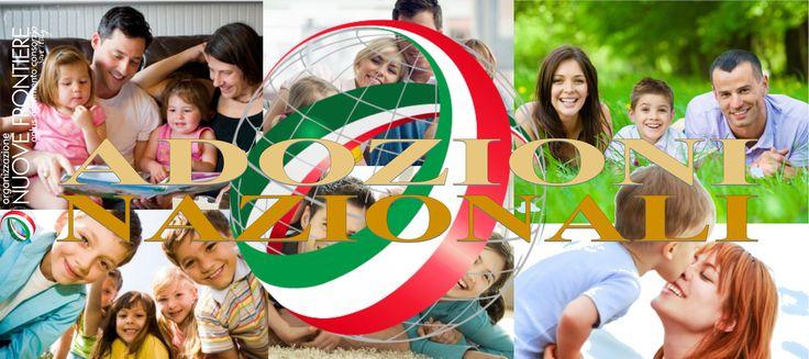 Aumentano le adozioni di bambini stranieri in Italia. - http://www.nuovefrontiere.org/aumentano-le-adozioni-di-bambini-stranieri-in-italia/
