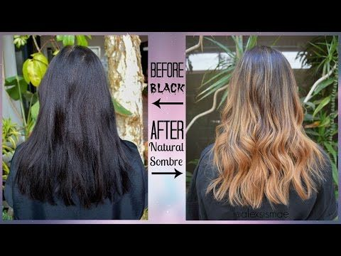 How to remove Black Hair Color SAFELY ft. Pravana Color Extractor + Continuum - YouTube