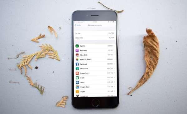 Cómo liberar espacio de almacenamiento en Android y iOS sin morir en el intento
