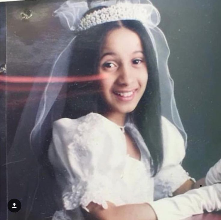 Cardi B Younger: Dreams Of Marrying At A Young Age. Dreams Come True