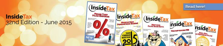 Edisi 32, Majalah GRATIS!! #InsideTax