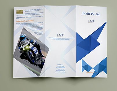 Best Brochure Images On   Brochures Brochure Design