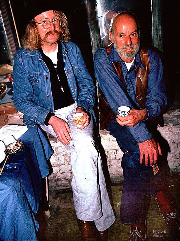 Richard brautigan and lawrence ferlinghetti are for Trout fishing in america richard brautigan