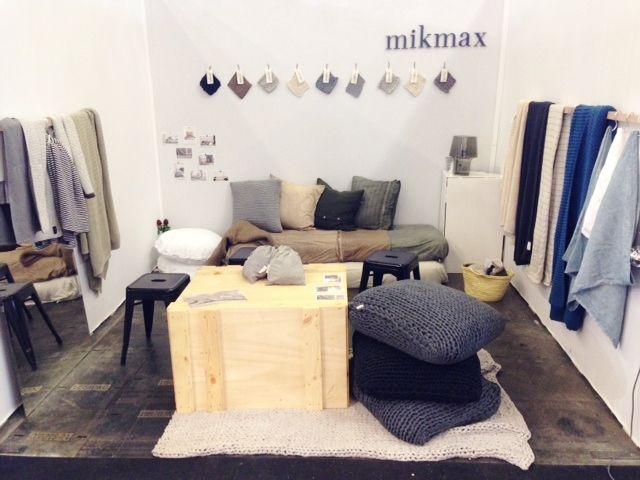 mikmax stand at Maison&Objet Paris 2015