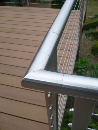 1000 Ideas About Steel Handrail On Pinterest Stainless