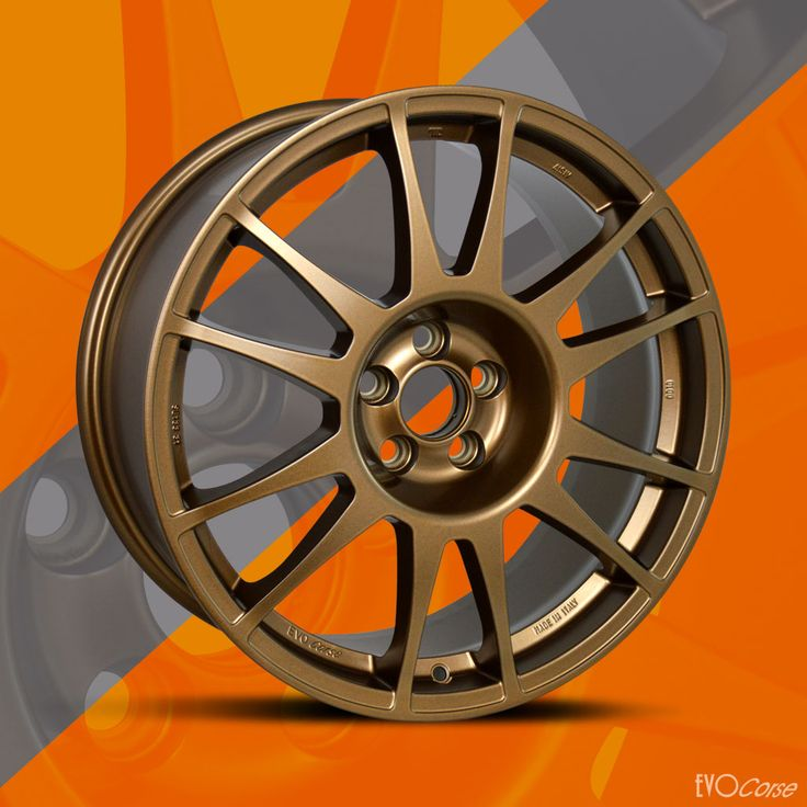 Glossy bronze and orange: cool or tacky outfit? 🤔#evocorse #evocorsewheels #wheels #sanremocorse #glossy #bronze #glossybronze #bronzeandorange #contactus #allwheelsinbronze #lifeisawheel #followusnow