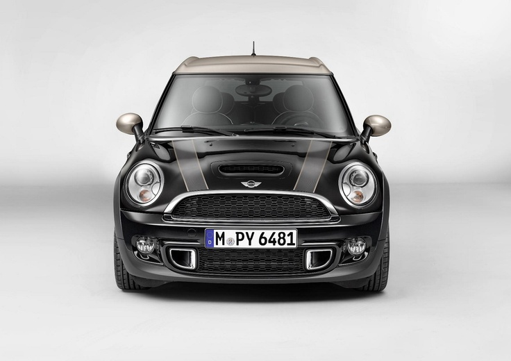 MINI CLUBMAN BOND STREET INSPIRED