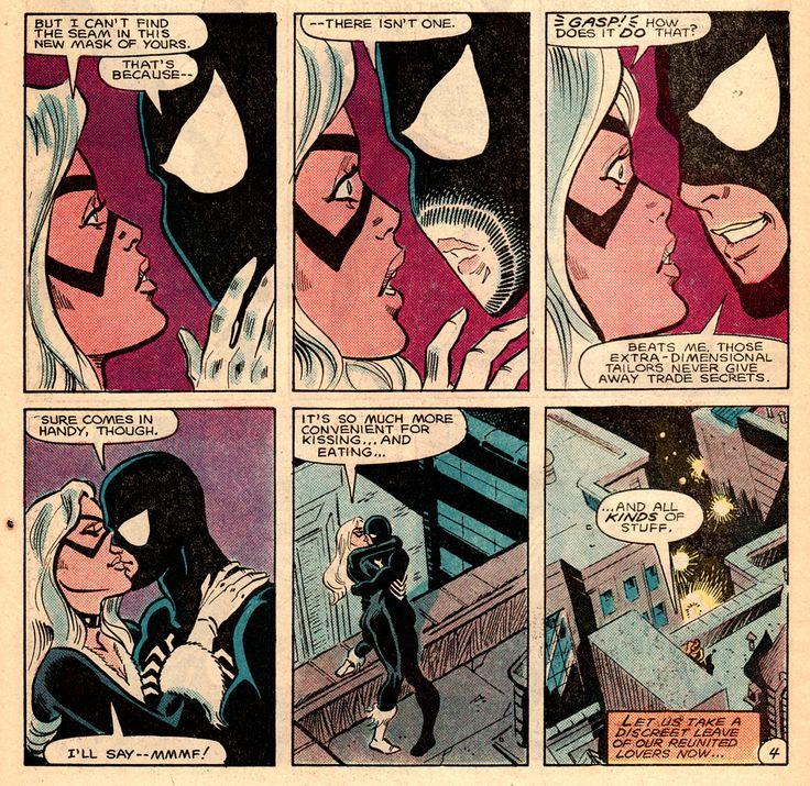 Spider-Man & Black Cat