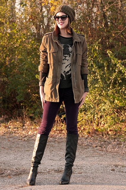 What I Wore: Eye of the Tiger by What I Wore, via Flickr