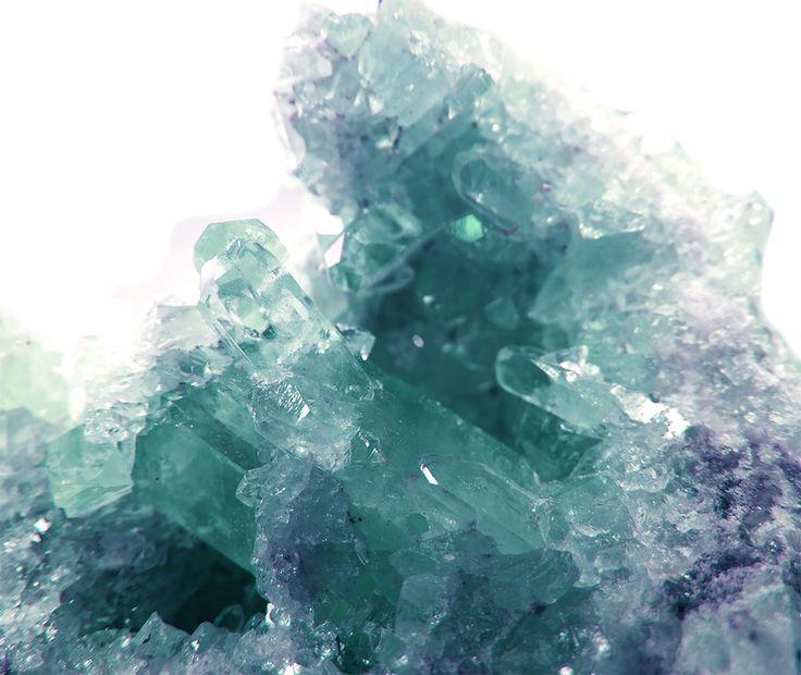 Classic - ARSUBLIME #cristallo #crystalized #texture #aquamarine #arsublime
