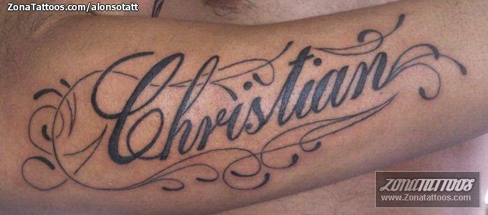 Resultado de imagen para cristian tattoo