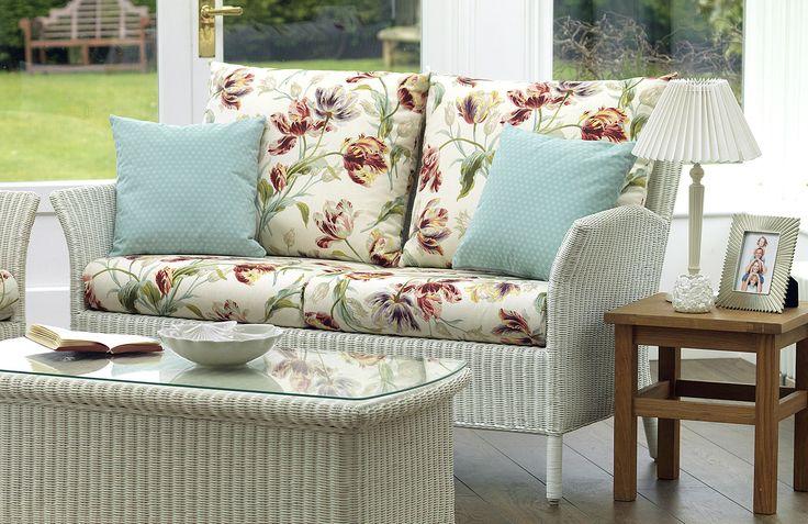 Conservatory Furniture White