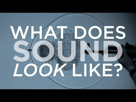 What Does Sound Look Like? by Adam Cole