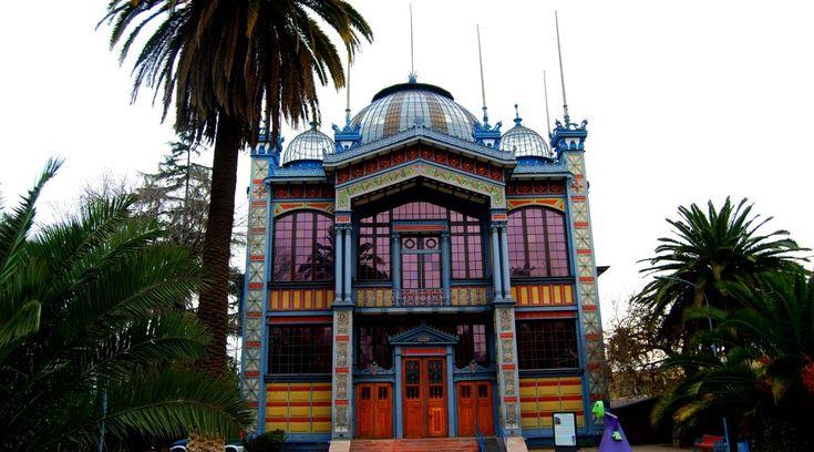 Museo Artequín - Quinta Normal - Santiago - Chile