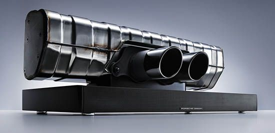 Porsche Design Unveils the 911 Soundbar #PorscheDesign #911Soundbar @porschedesignofficial