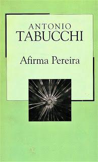 habeolib : ANTONIO TABUCCHI - AFIRMA PEREIRA