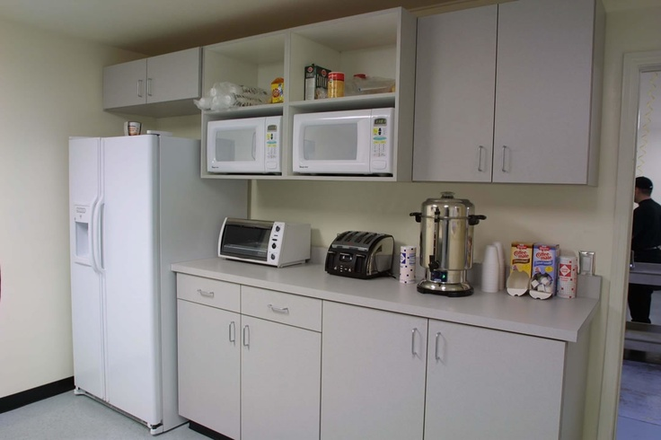 17 Best Images About Office Break Room Ideas On