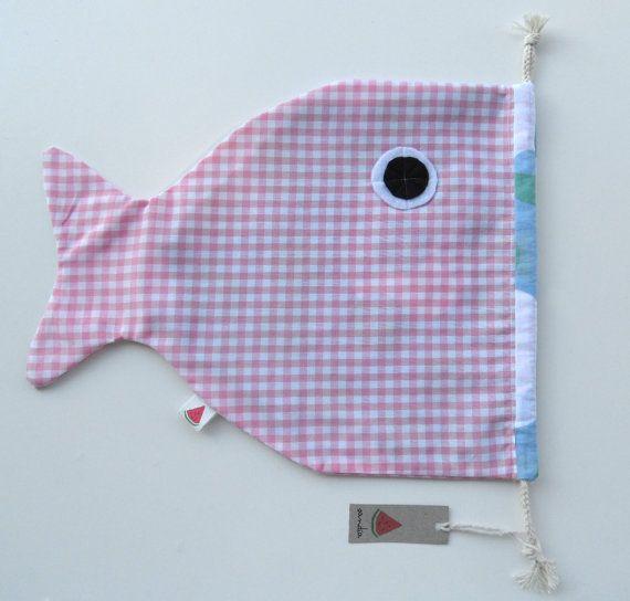 bolsa para el desayuno rosalunares por cristinamoratinos en Etsy, €15.00