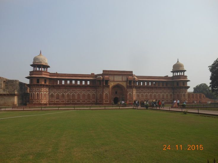 Amazing architecture - Review of Agra Fort, Agra, India - TripAdvisor
