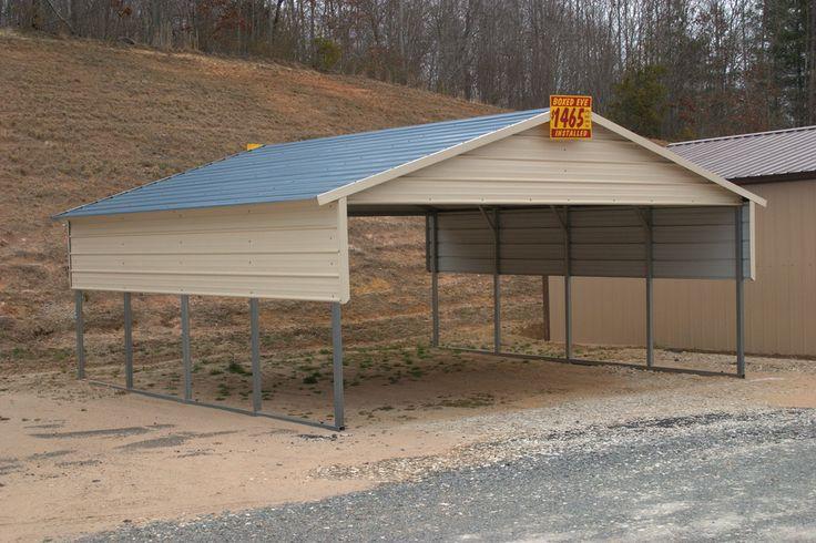 Steel Carports West Virginia WV