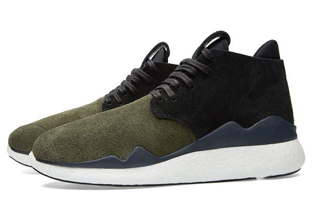 adidas Y-3 Put Boost On A Clarks Desert Boot - SneakerNews.com