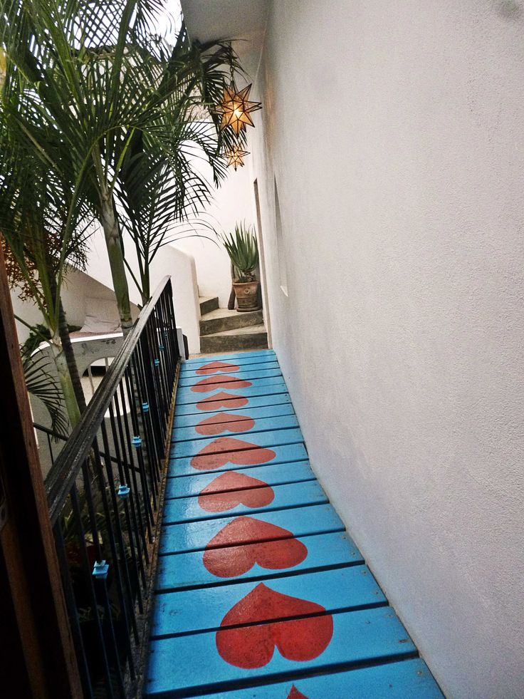 Petit Hotel Hafa en Sayulita, Nayarit, Mexico