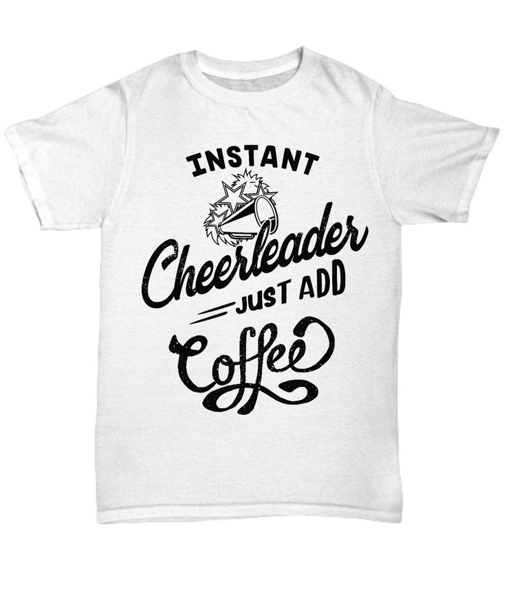 Are you looking for the perfect gift to inspire the awesome cheerleader in your life? Then you will love this funny cheerleader quote design!