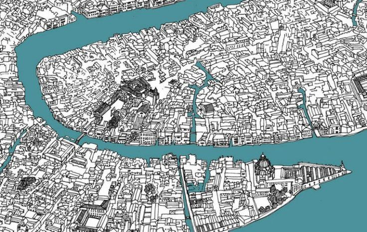 Anna Sutor - Venezia (detail)