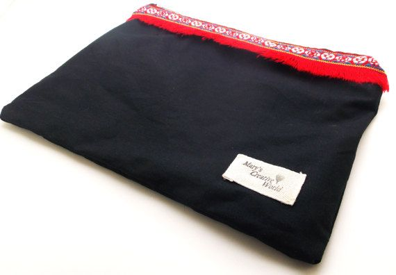 Zipper Pouch / Boho Zipper Pouch / Boho Bag by maryscreativeworld
