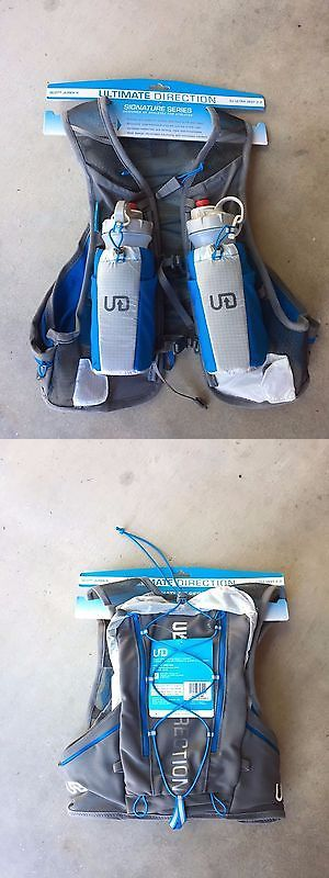 Hydration Packs 87125: Ultimate Direction Sj Ultra Vest 2.0 Running Vest 80458314 Small -> BUY IT NOW ONLY: $89.99 on eBay!