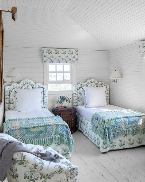 Cuartos de ni as con dos camas - Dormitorios con dos camas ...