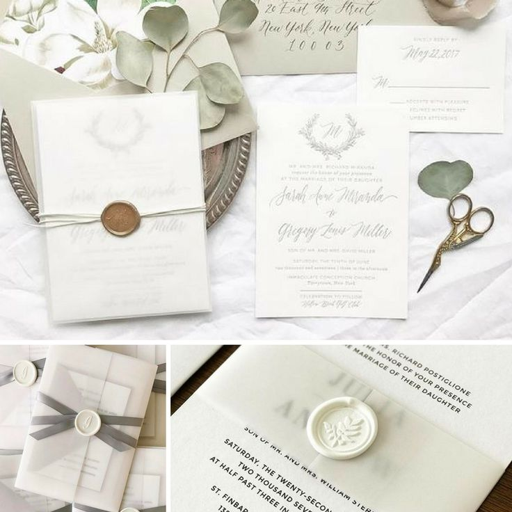 Image Result For Wedding Pocket Folder Invitations With