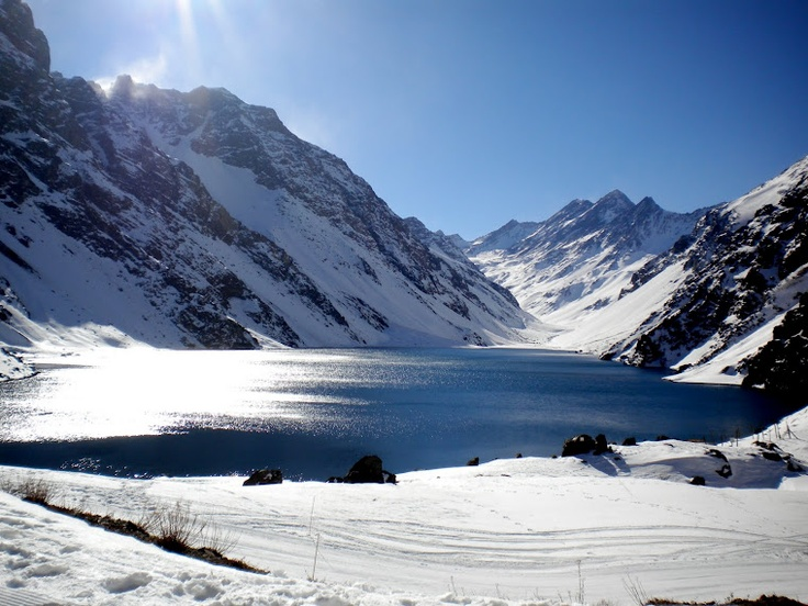 Ski Portillo 3