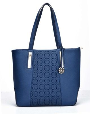 Diana Korr Shoulder Bag Blue - Price in India #HandBags