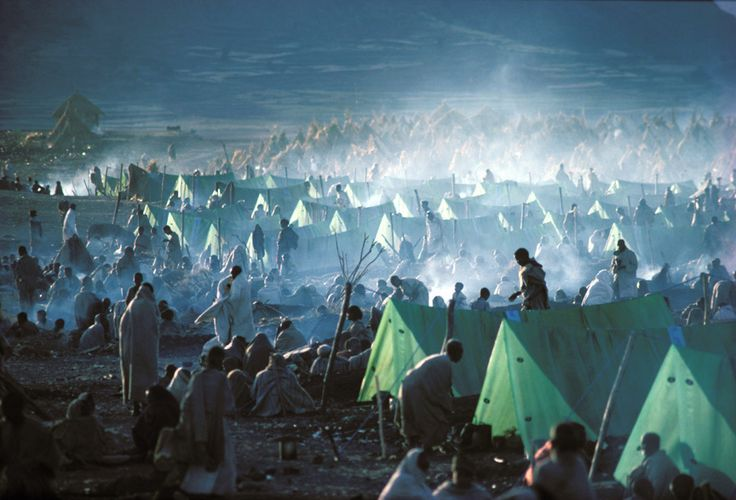 Korem refugee camp: Ethiopia, Classics, Old & New: David Burnett | Photographer