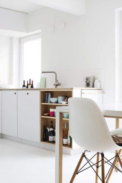 25 beste idee n over klein appartement wonen op pinterest decoratie klein appartement klein - Een klein appartement ontwikkelen ...