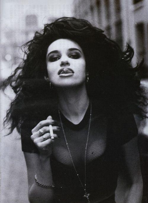 redguitarrr: Beatrice Dalle, photo by Richard Aujard-Sygma 1993