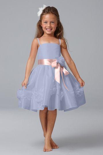 Seahorse 49729 Flower Girl Dress   Weddington Way $188