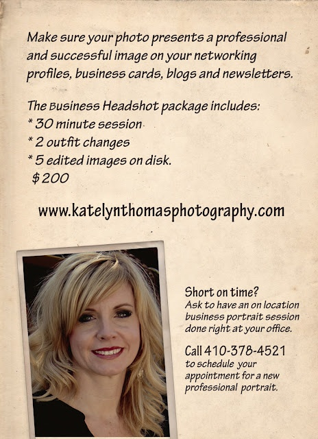 Katelyn Thomas Photography: Professional Headshots - On Location Portrait Photography for Cecil County Businesses