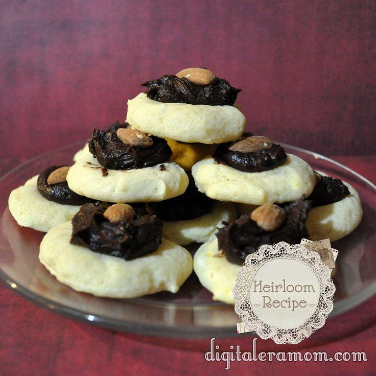 Brown Eyed Susan Cookies