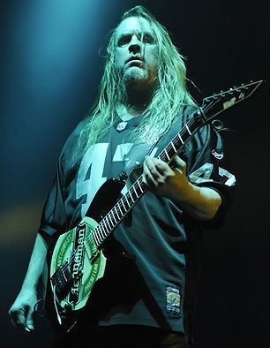 RIP Jeff Hanneman . Slayer